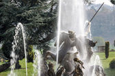 Witley Court fountain — Stock Photo