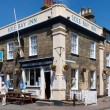 Stock Photo: Sole Bay Inn Southwold Suffolk