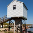 Wells Tide Recorder Station — Stock Photo #40955631