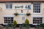 The Harbour Inn — Stock fotografie