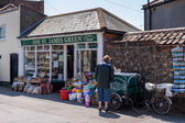 Shop in Southwold — Stockfoto