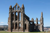 Whitby Abbey — Foto de Stock