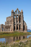 Whitby Abbey — Stock fotografie