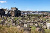 Whitby Church — Stock fotografie