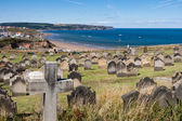 Whitby Church — Stock Photo