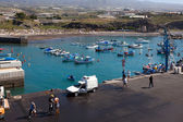 San Juan harbour Tenerife — Photo