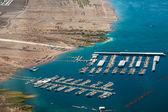 Marina at Lake Mead — Stock Photo