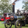 Stock Photo: Traction engine at Rudwick Steam Fair