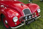 Vintage Allard sports car — Stock Photo