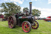 Traction engine at Rudwick Steam Fair — Stock Photo