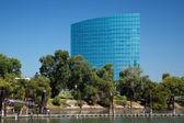 New office block in Sacramento — Stock Photo