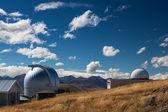 Mt John Observatory — Stock Photo