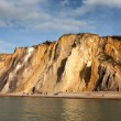Stock Photo: Alum Bay Isle of Wight
