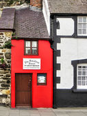 The smallest house in Great Britain — Stock Photo