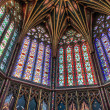 Interior view of part of Ely Cathedral — Stock Photo #41503553