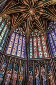 Interior view of part of Ely Cathedral — Stockfoto