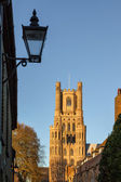 Exterior view of Ely Cathedral — Foto Stock
