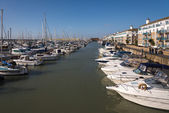 Brighton Marina — Stock Photo