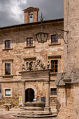 Building in Montepulciano — Stock Photo
