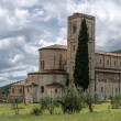 Sant Antimo Abbey — Stock Photo #41578637