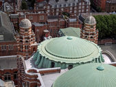 View from the tower of Westminster Cathedral — Stock Photo