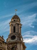 Royal Exchange City of London — Stock Photo