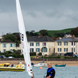 Sailing in Torridge and Taw Estuary — Stock Photo #41612317