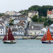 Sailing in Torridge and Taw Estuary — Stock Photo #41613401