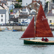 Sailing in Torridge and Taw Estuary — Stock Photo #41613427