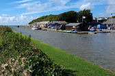 Bude Canal — Stock Photo