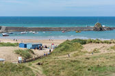 Bude beach and harbour — Photo