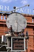 London zoo zegar — Zdjęcie stockowe