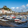 Ilfracombe harbour — Stock Photo #41630813