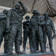 Stock Photo: Philip Jacksons sculpture commemorating RAF Bomber Command