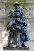 Royal Artillery Memorial — Stock fotografie