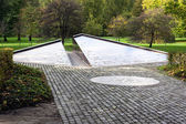Canada Memorial in Green Park — Stock Photo