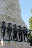The Guards Memorial — Stock Photo