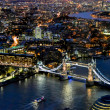 View from the Shard — Stock Photo #41645651