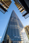 View of the Shard — Stock Photo