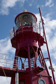 CARDIFF UK MARCH 2014 - View of Lightship 2000 — Stock Photo