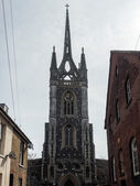 View of St Mary of Charity Church in Faversham Kent on March 29, 2014 — Photo