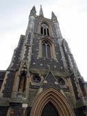 Görünüm St mary faversham kent üzerinde 29 Mart 2014 charity Kilisesi — Stok fotoğraf