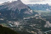 Banff centre in Canada — Stock fotografie