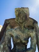 Salvador Dali Skulptur in Marbella — Stockfoto