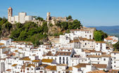 View of Casares in Spain — Stockfoto