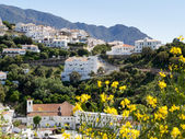 View of Casares in Spain — Stock Photo