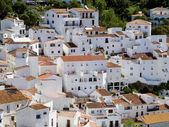View of Casares Spain — Stock Photo