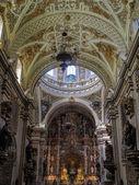 The Basilica of Nuestra Señora de las Angustias, patron saint o — Foto de Stock