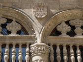 Exterior Granada Cathedral Andalucia Spain — Stock Photo