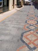 Street scene in Ronda — Stock Photo